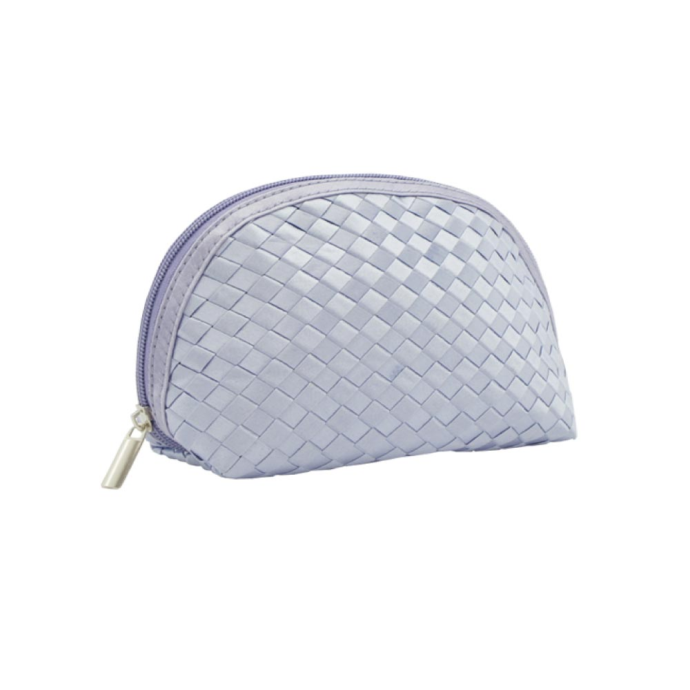 Tinted Colour Cosmetic Bag Blue